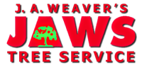 J.A.Weaver's JAW'S Tree Service, Inc Logo